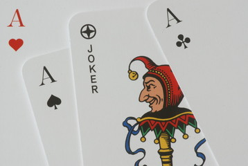 Joker im Poker