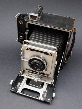 Old 4x5 View Camera