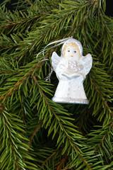 China angel (Christmas decoration)
