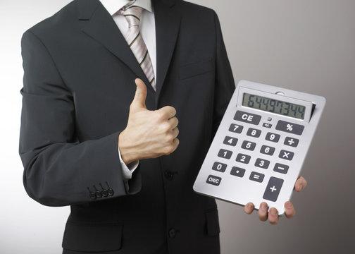 affaires et succès financier