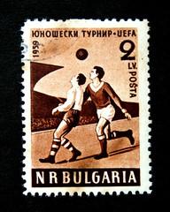 UEFA football championatship beetwen youngers