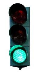Ampel Phase grün