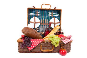 Acrylic Prints Picnic picnic basket