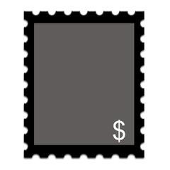 Francobollo Dollaro