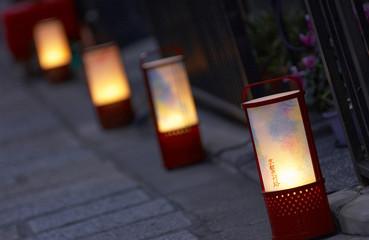 京都の灯り