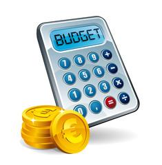 Obraz Budget - fototapety do salonu