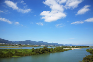 徳島県吉野川
