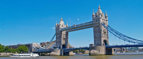 Tower bridge, London, UK.