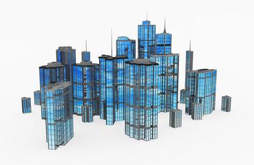 Modern Buildings, Group