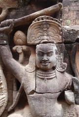 Statue Apsara