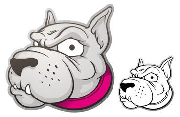Photos illustrations et vid os de chien m chant for Recherche t3 bordeaux