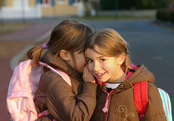 secret d'écolières