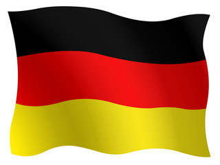 Bannière allemande