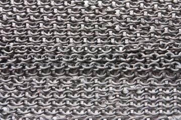 Steel chain