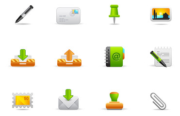 Philos icons - set 1 | website icons