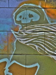 street art graffiti nb.19
