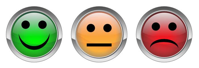 """Boutons """"Sondage"""" - """"Survey"""" buttons"""