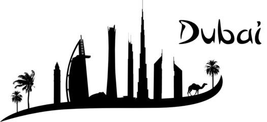 Wallsticker Dubai