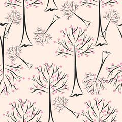 Seamless trees
