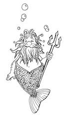 Aquarius, Wassermann, Verseau, Acuario, Sternzeichen