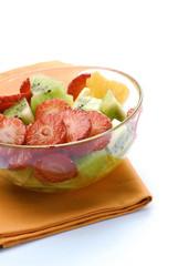 Bowl de fruta.