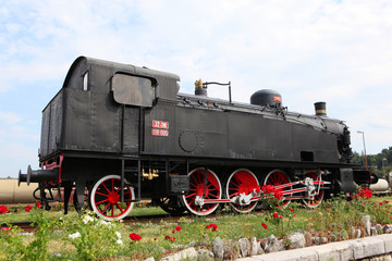 Old train, 1922-th years