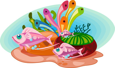 Fast fish