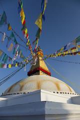 buddhistentempel in kathmandu