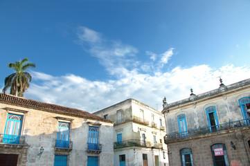Havana city architecture