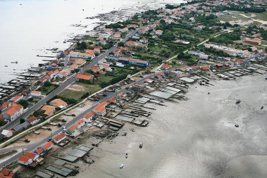 Port Ostréicole Bourcefranc-le-Chapus 17560