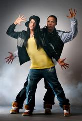 HipHop Tänzer