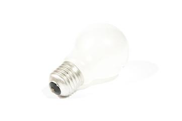 High-quality lightbulb with shadow