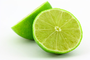 Lime Halved