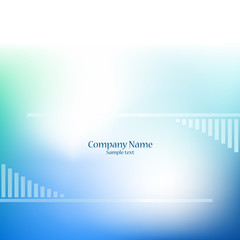 Corporate business abstract background vector.