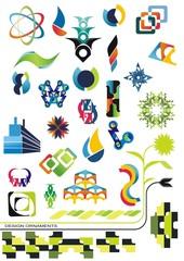 graphic design elements vol 2