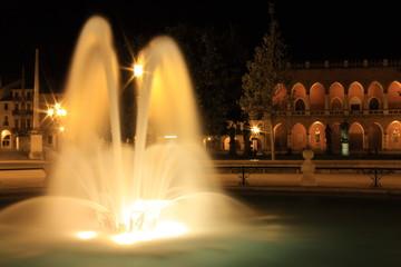 Loggia Amulea, Prato della Valle, Padova
