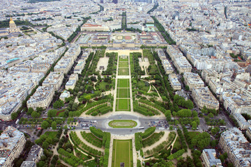 Champ de Mars, Paris, France