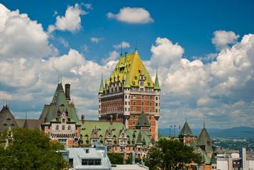 Québec, Château Frontenac
