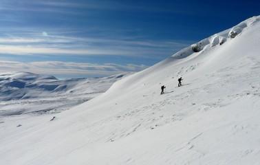 ski de randonnée - cantal