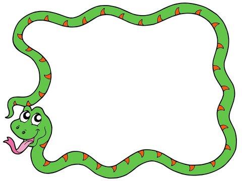Snake frame 2