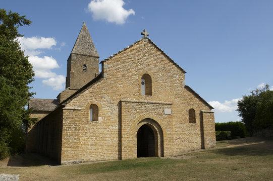 église de brançion