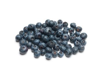 Heap of blueberrys