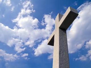 Cape Henry Jamestown Colonists memorial Cross, VA