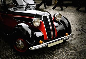 Tuinposter Oude auto s vintage car
