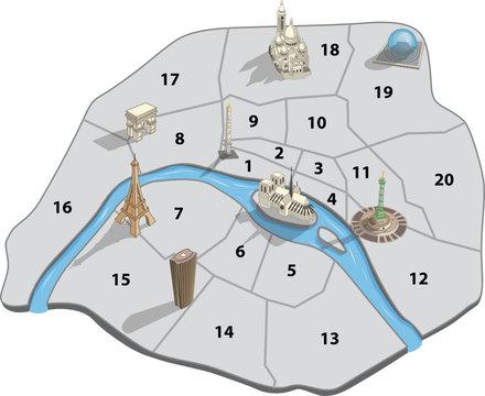 PLAN TOURISTIQUE PARIS (2)
