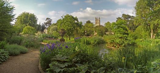 Botanischer Garten in Oxford