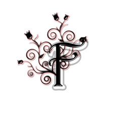 Capital letter F