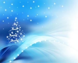 świąteczna zima