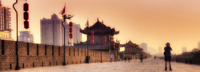 Xi'an / Xian (China) - Cityscape