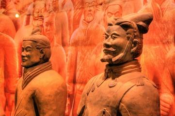 Xian / Xi'an (China) - Terracotta army